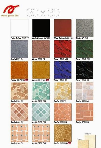 Daftar Harga Keramik Arwana Xx X