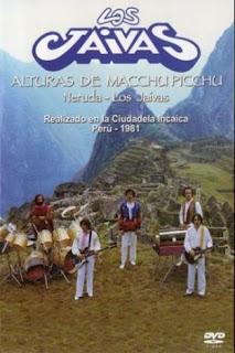 Los Jaivas, Alturas de Macchu Picchu