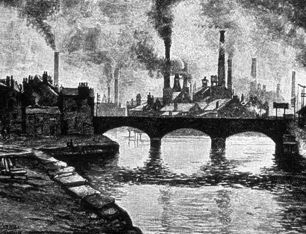 an overview of the changes in england during the industrial revolution This sample paper analyzes the effects and changes that occurred during this time  in england the industrial revolution first took hold in england for several.
