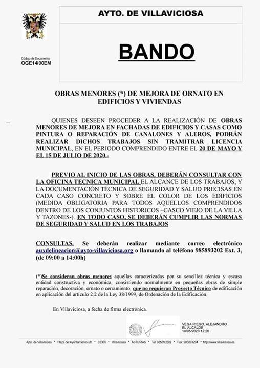 BANDO MUNICIPAL-OBRAS MENORES-MEJORA DE ORNATO EN EDIFICIOS