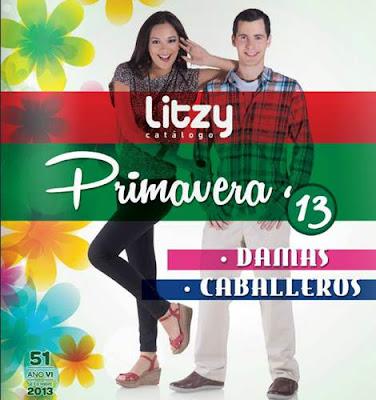 litzy catalogo de zapatos primavera 13