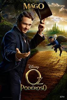 Oz: El Poderoso [2013] [NTSC/DVDR-Custom HD] Ingles, Español Latino