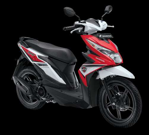 Honda All New Beat