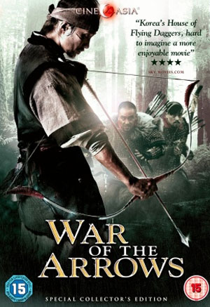 War Of The Arrows Legendado 2011