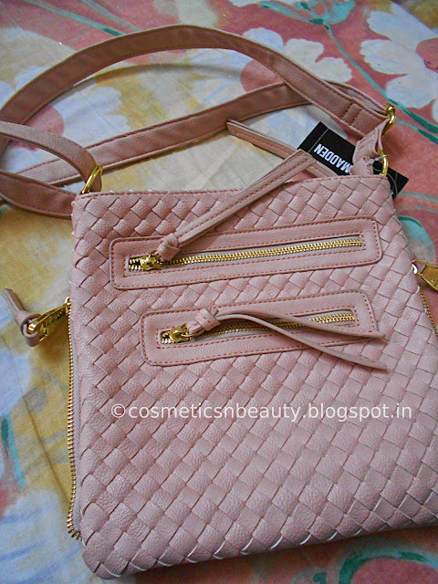 Steve Madden CrossBody Blush DR105505
