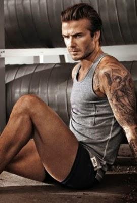 David Beckham Bodywear H&M primavera verano 2014 ropa interior masculina