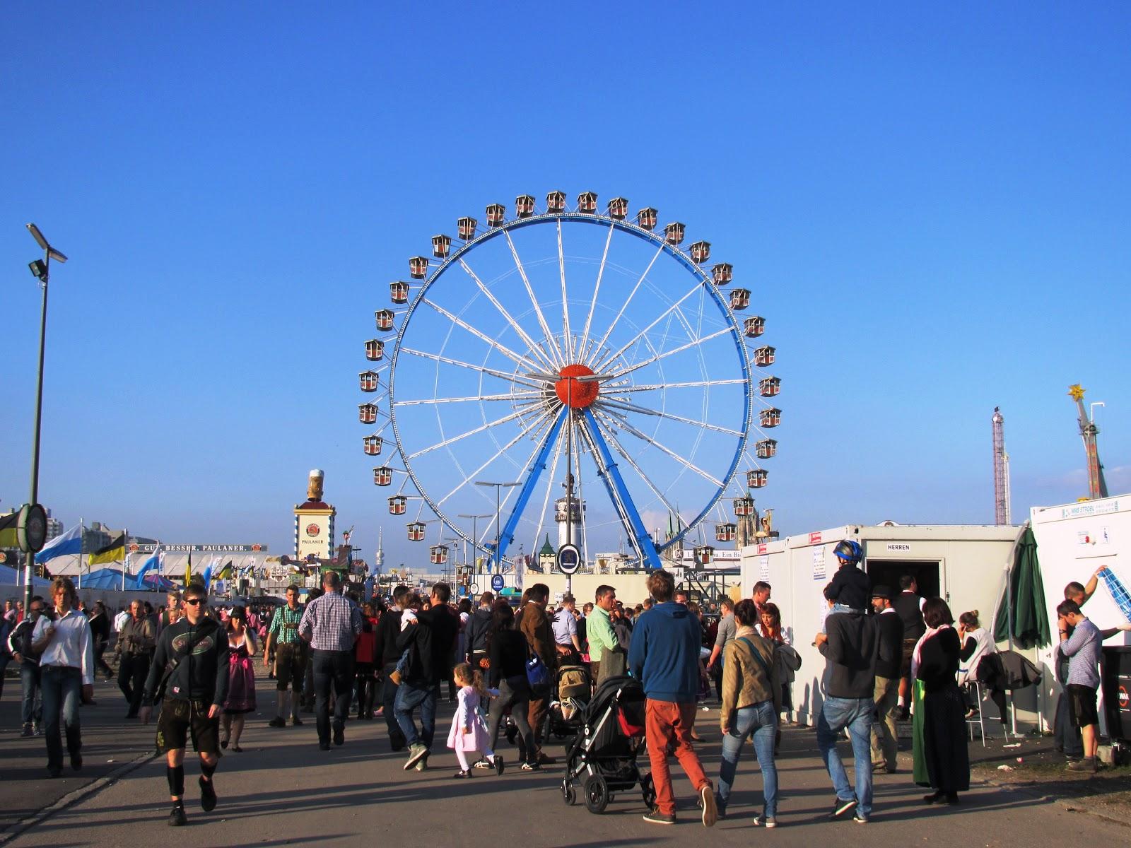 Oktoberfest Munich 14, Wiesn Munich 14