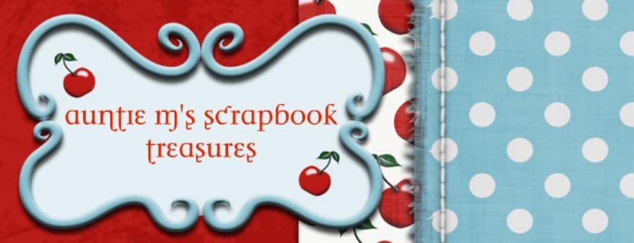 Auntie M's Scrapbook Treasures