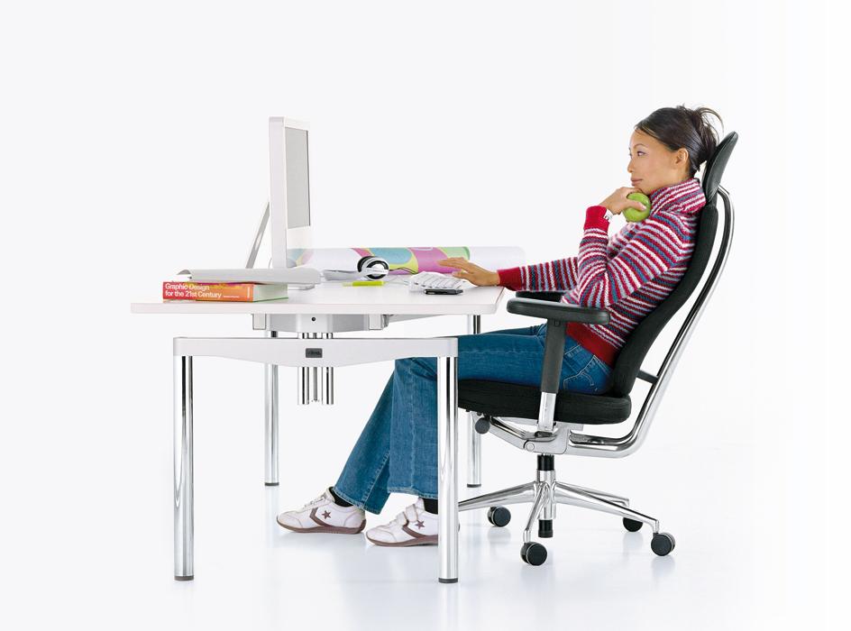 Mobiliario de oficina las sillas de vitra for Mobiliario oficina sillas