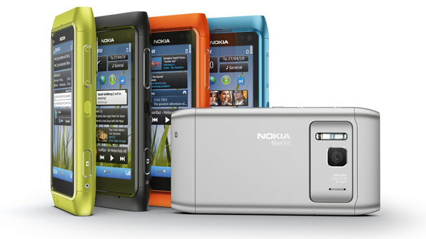 Nokia N8 New Design