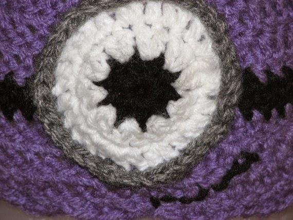 Creative Crochet By Becky Crochet Despicable Me D Me 2minion