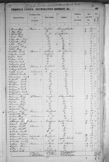 Olive Tree Genealogy Blog: 1851 Census for Canada Online at LAC