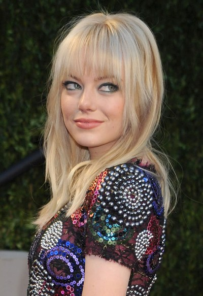 emma stone blonde hair. emma stone blonde hair.
