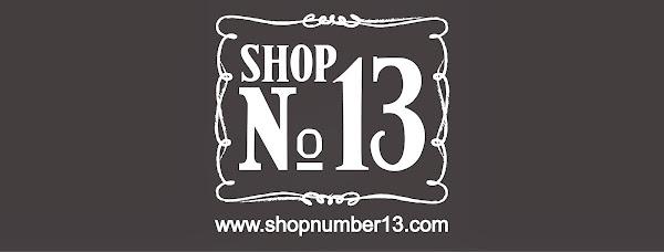 Shop Number 13