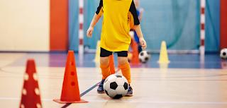 Desenvolvimento emocional infantil através do Futsal