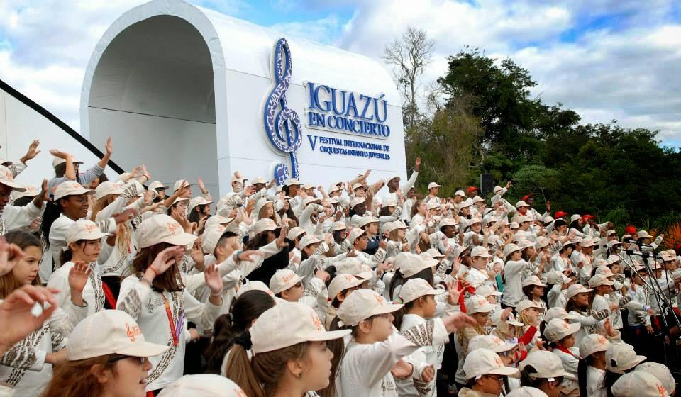 Coro del Iguazú en Concierto 2014
