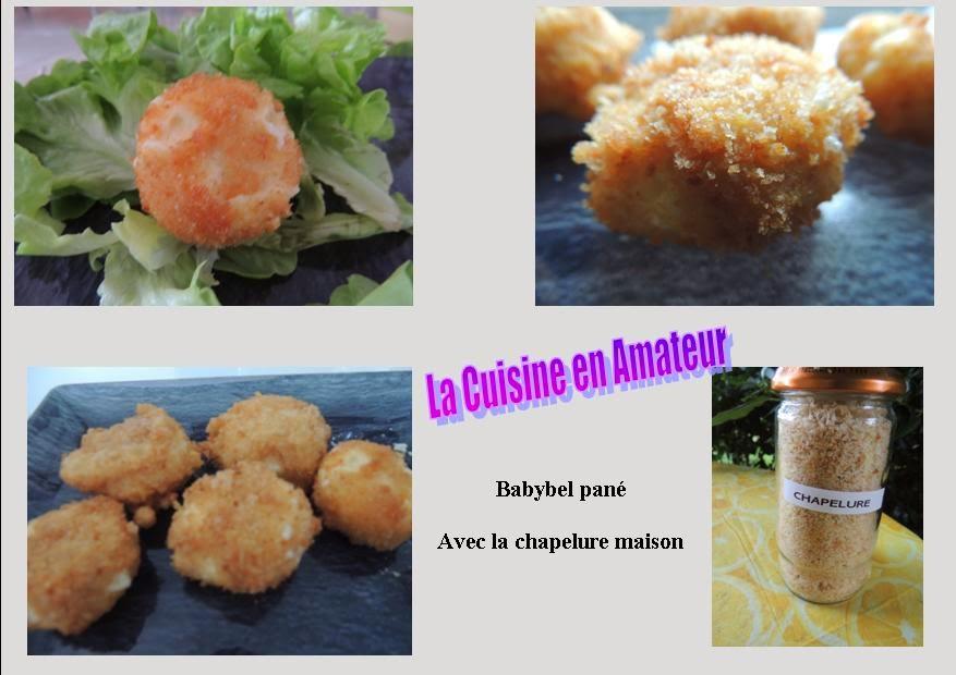 la cuisine en amateur de maryline  babybel pan u00e9