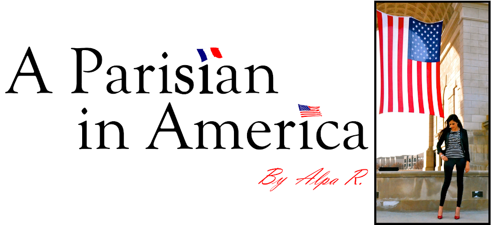A parisian in america