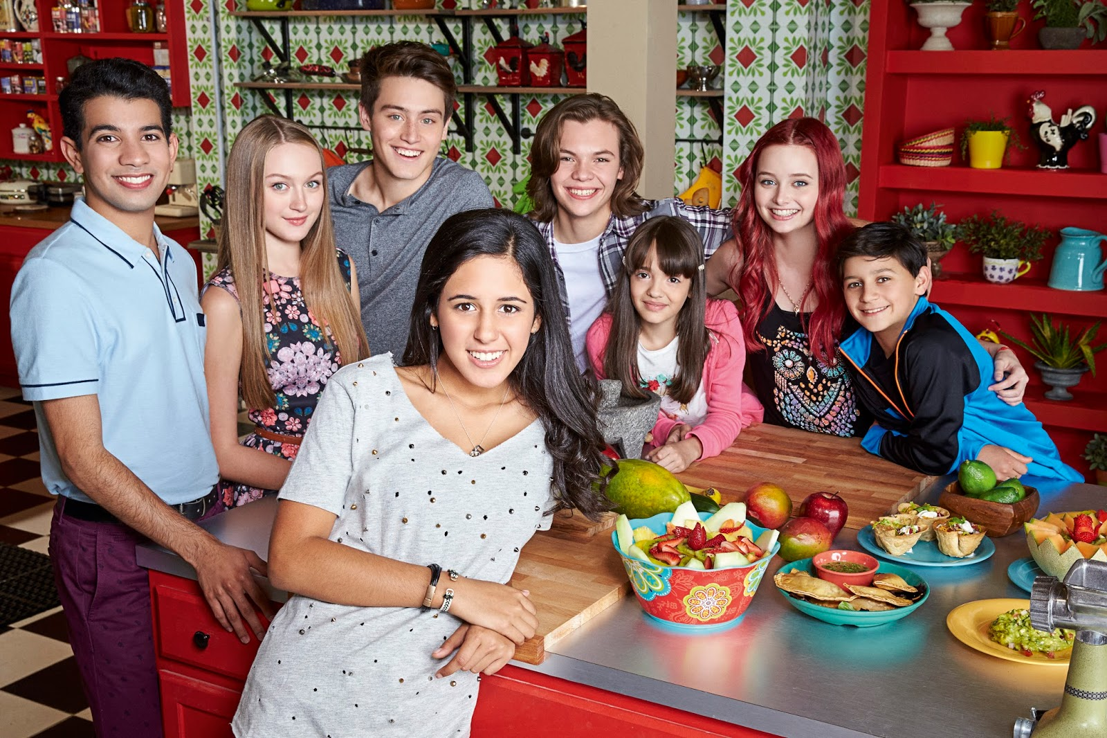 The Kitchen Show Cast nickalive!: 2016 on nickelodeon uk, nicktoons, and nick jr.