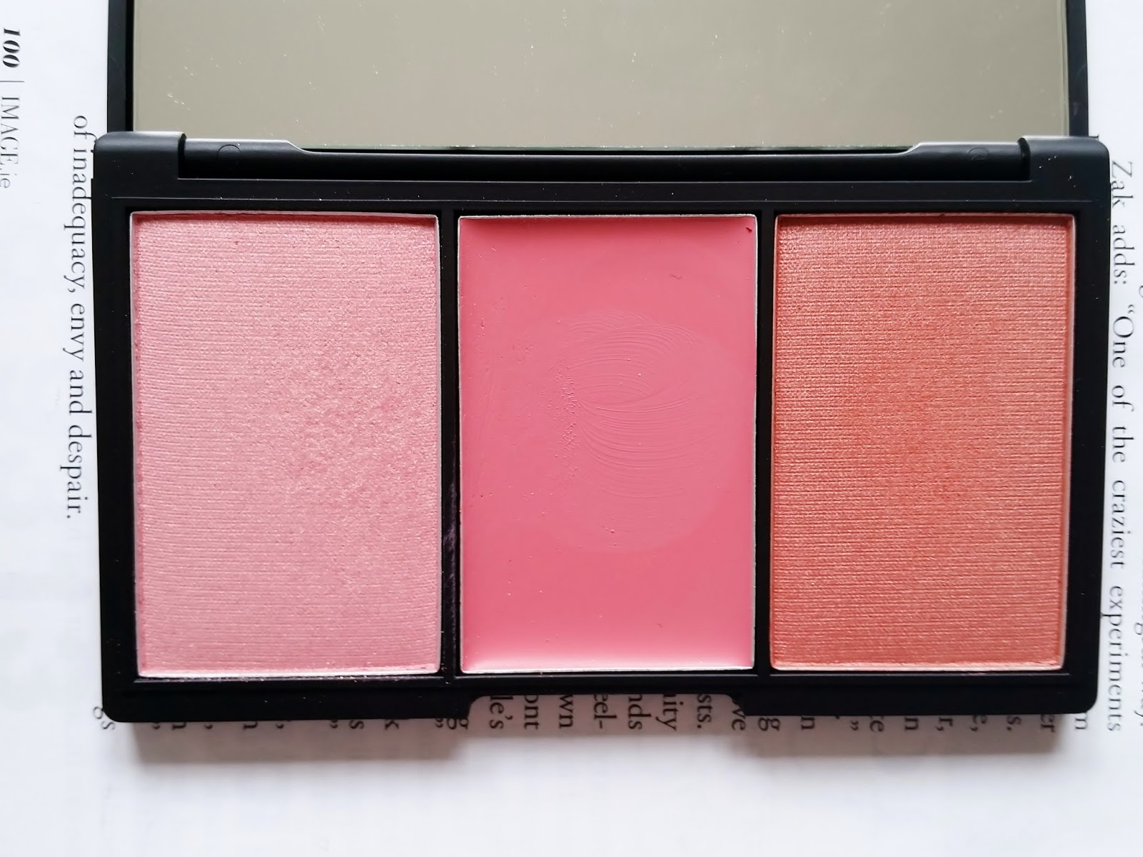 sleek blush by 3 pink lemonade