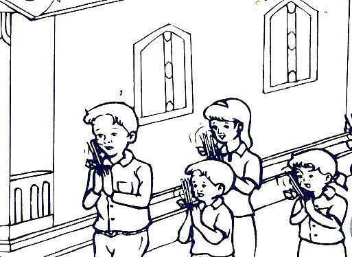ใบงานวันสำคัญทางศาสนา วันมาฆะบูชา