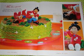 mais um bolo para a cakedesign nº 3!