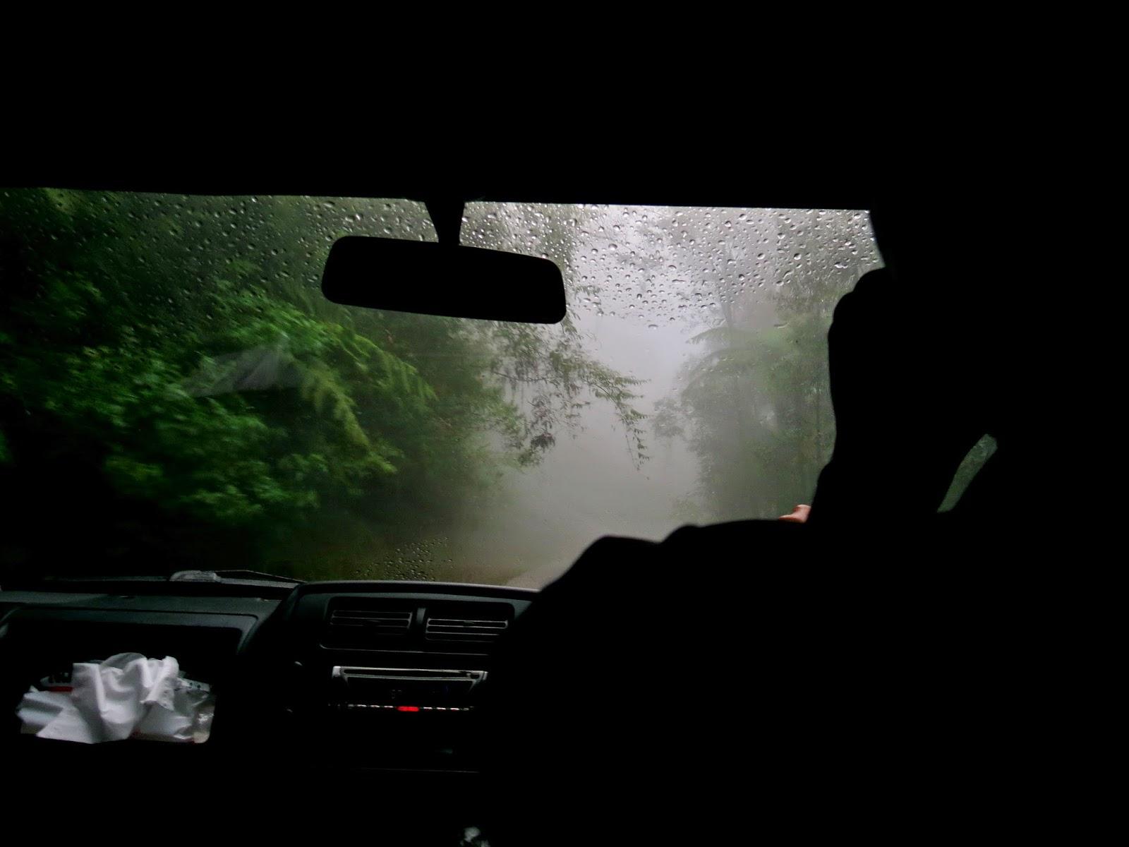 Bandung fog