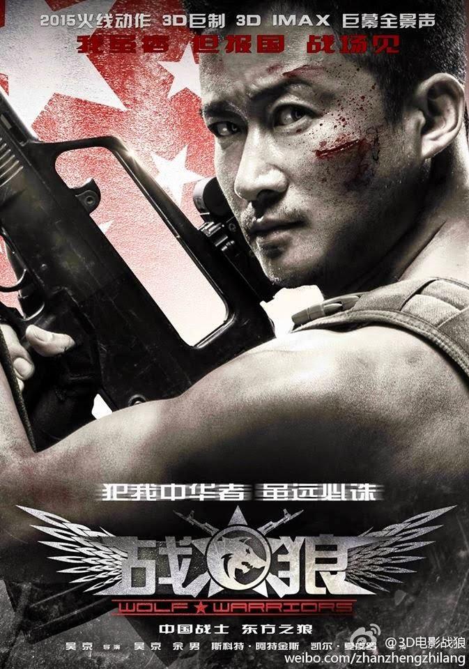 Phim Chiến Lang Wolf War 2015 Full Hd