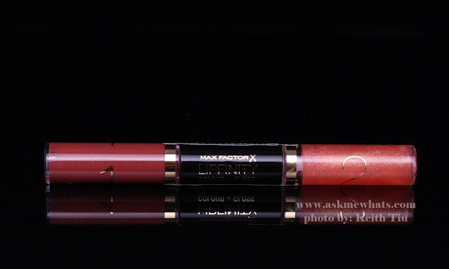 Max FactorX Lipfinity Colour + Gloss review