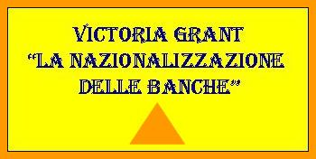 NAZIONALIZZAZIONE DELLE BANCHE