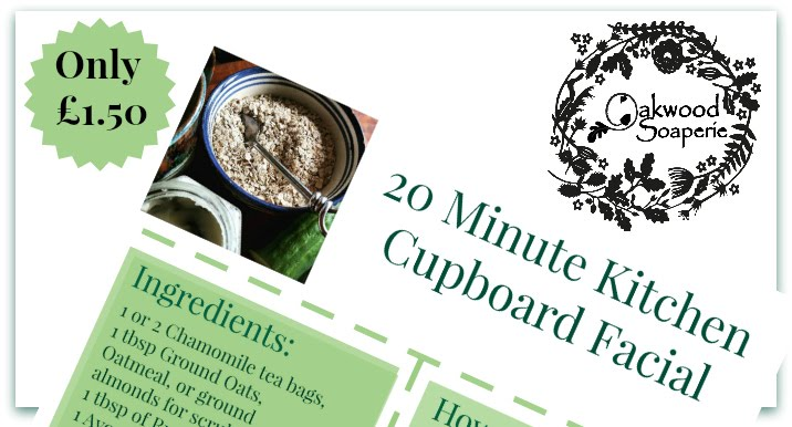 20 Min Kitchen Cupboard Facial