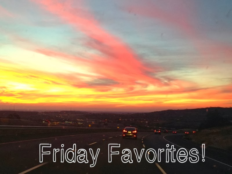 TGIF! My favs from this week...