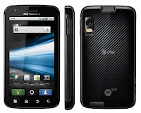 Motorola Atrix Vs HTC Sensation