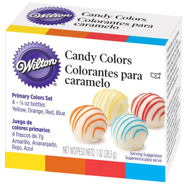 colorant en gel base dhuile - Colorant Alimentaire En Gel Wilton