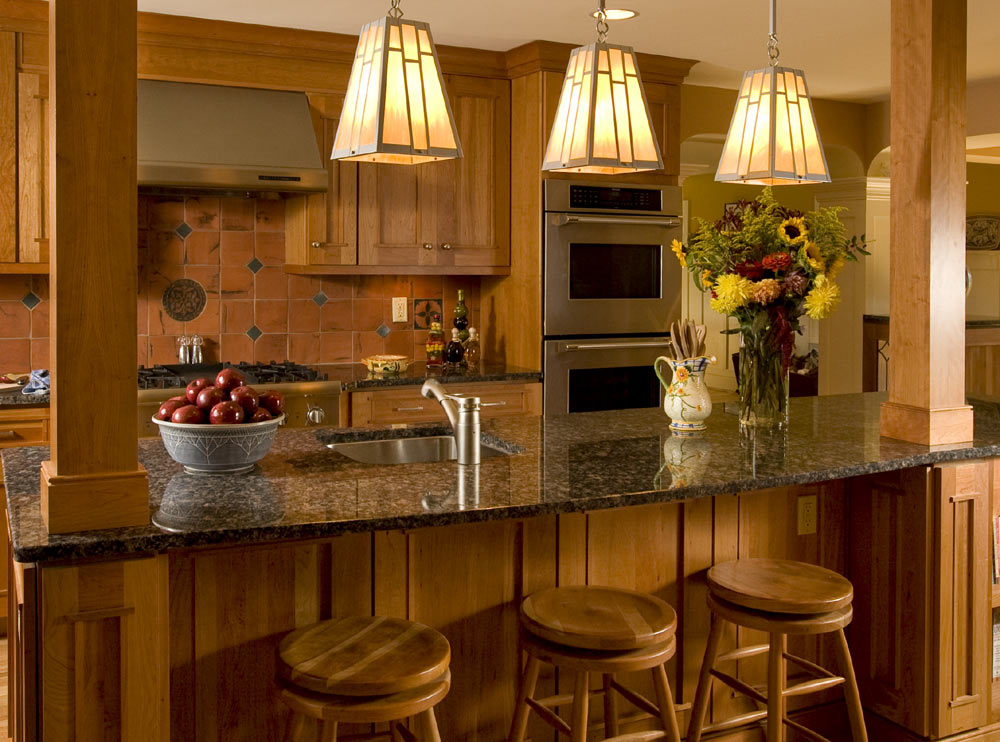 Home Kitchen Lighting Design