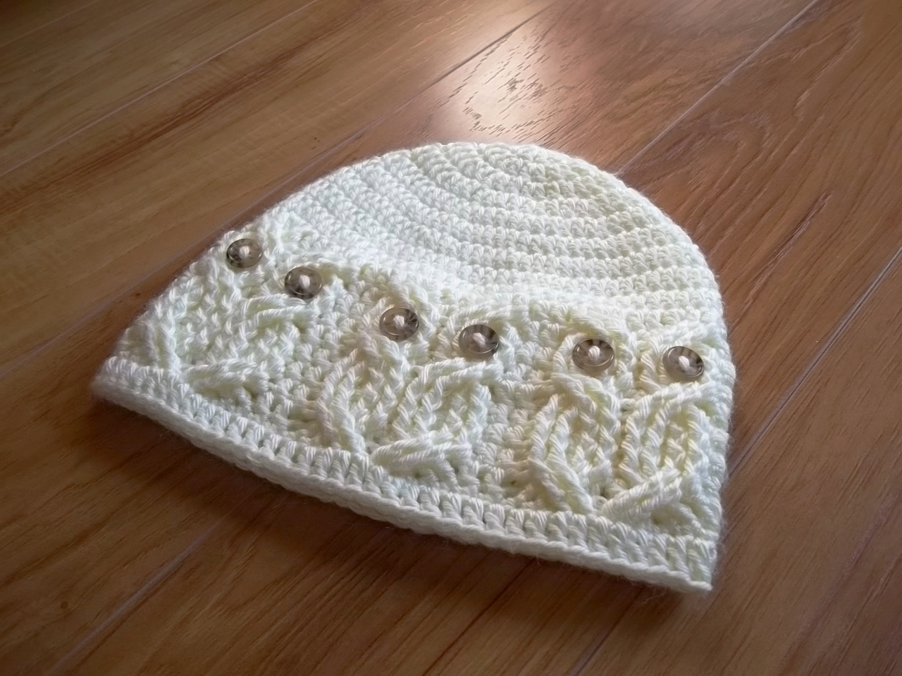 Crochet Pattern Owl Baby : The Hook Hound: Its a Hoot!!! An owl beanie hat, new ...