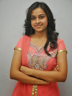 Photos of Sri Divya in a salwar