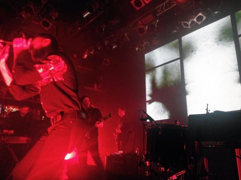18.03.2015 Prag - Lucerna Music Bar: Archive