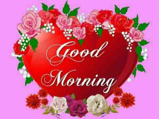 BEAUTIFUL GOOD MORNING MESSAGE TERI HAR SUBAH KO PHOOLOW - Romantic ...