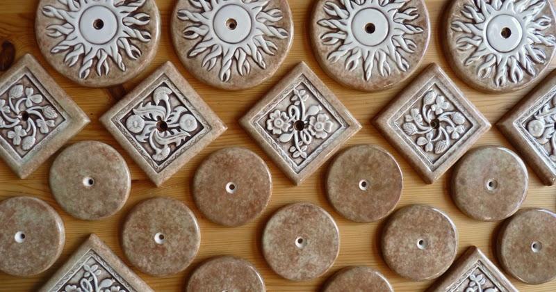 Ceramic tile trivets