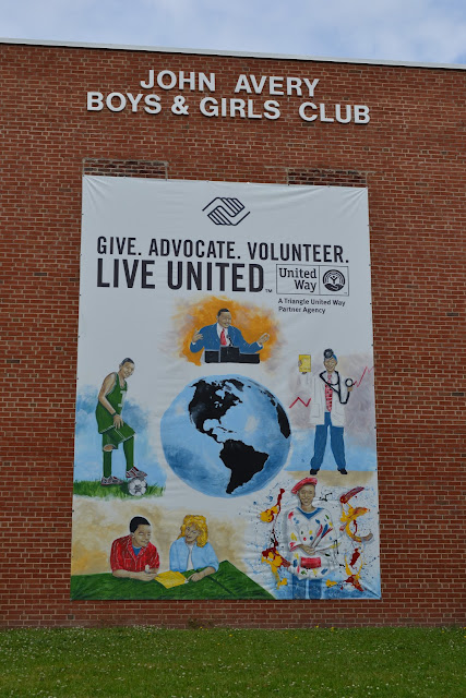 Boys & Girls Club, Donation, Champions for Kids, United Way