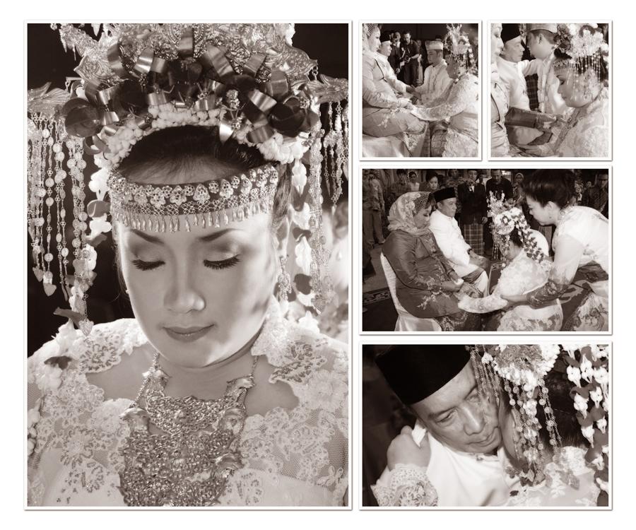 zafa photography keanggunan pengantin adat palembang