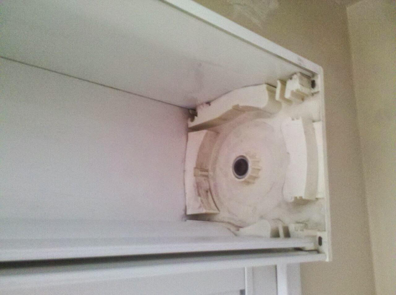 Motores para persiana y puerta cajones de persiana a motorizar complicados - Cajon de persiana interior ...