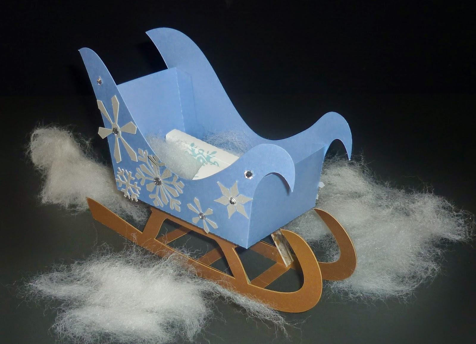 Minimandy. Trineo. Papel. Frozen. Elsa. Candy Bar. Navidad.