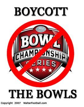 The BCS Paper Championship