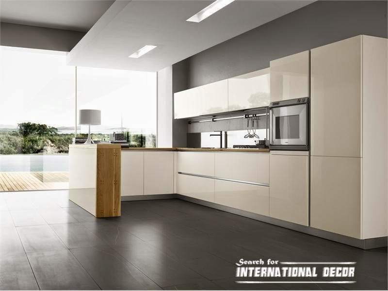 Exclusive designs of italian kitchen and cuisine - Italian kitchen design ...