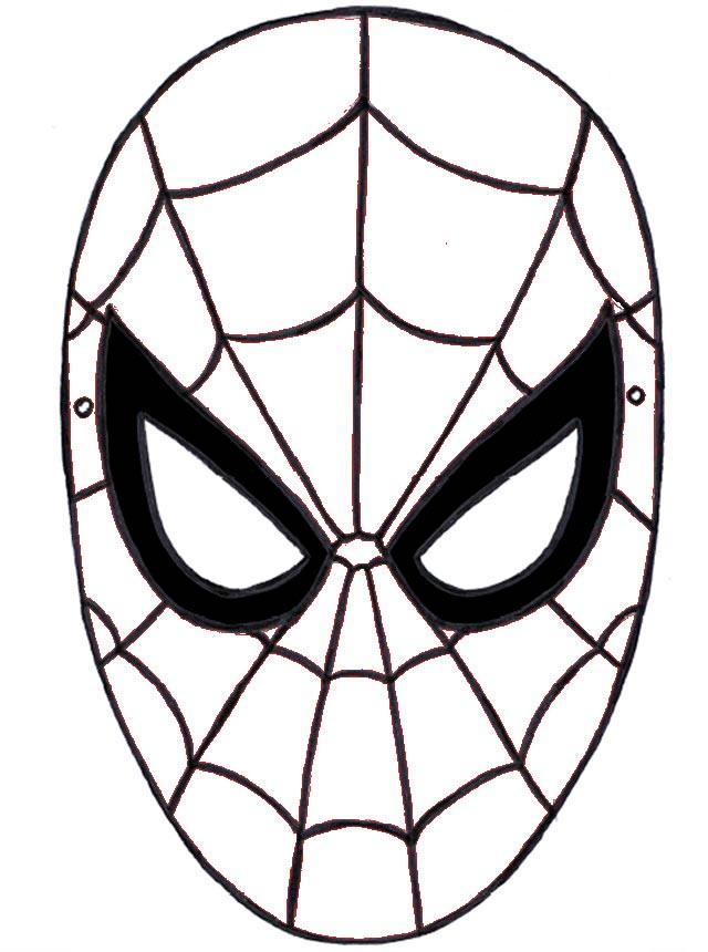 Le torte di belinda ma non solo spiderman for Disegni di spiderman da colorare