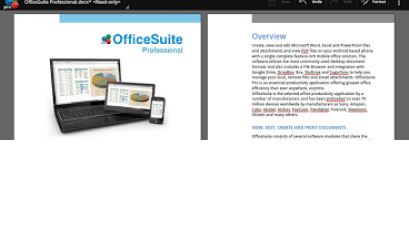 Office Suite Pro 7