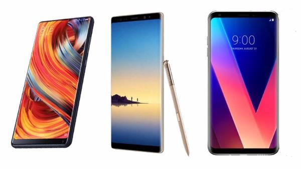 قائمة بأهم الهواتف الذكية التي Xiaomi_Mi_Mix_2_vs_S