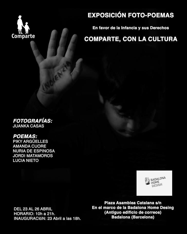 Exposición foto poemas